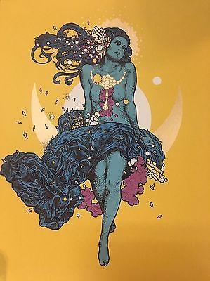 RICHEY BECKETT AURORA SOLD OUT BRLSQ Variant Edition of 20 MONDO rare art print