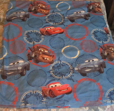 Disney & Pixar Cars 2 Flat & Fitted Full Sheet Set