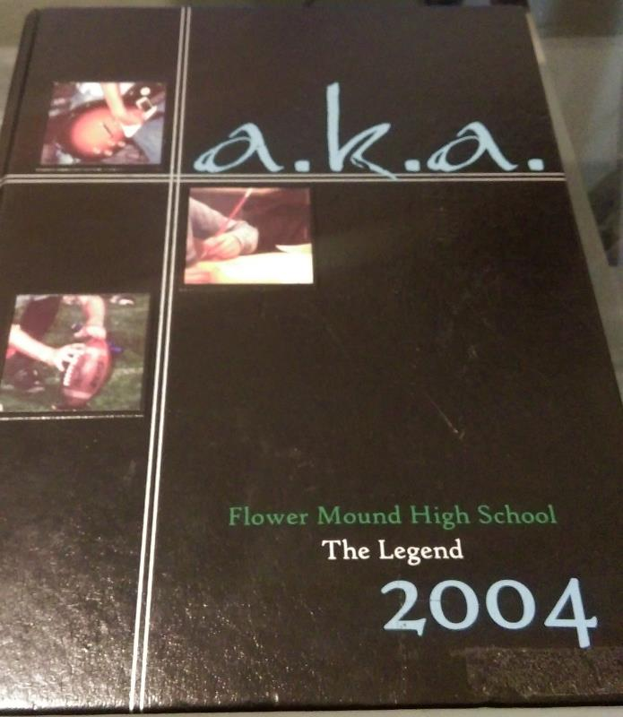 2004 Flower Mound High School Texas 480 Pages  L@@K