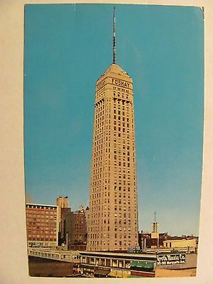 POSTCARD MINN  MINNEAPOLIS FORSHAY TOWER
