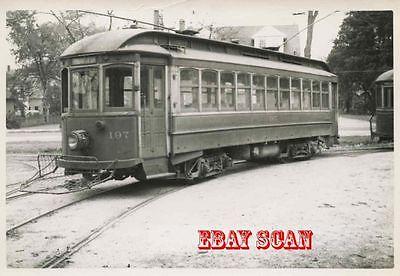 6H500N RP 1940 PORTLAND ME RAILROAD CAR #197