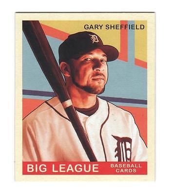 2007 Upper Deck Goudey #42 Gary Sheffield Detroit Tigers Baseball Card