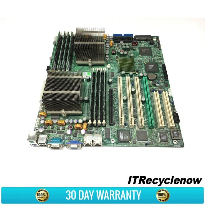 SuperMicro H8DA8 Board w/Dual AMD 2.6GHz CPU + 8GB ECC DDR, 2U,Tested