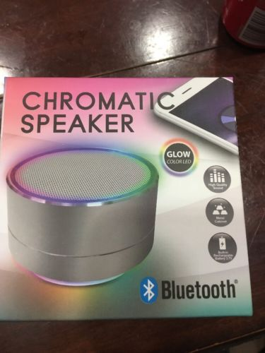 Chromatic Bluetooth Speaker