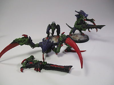 Warhammer 40k Tyranids Warriors X2