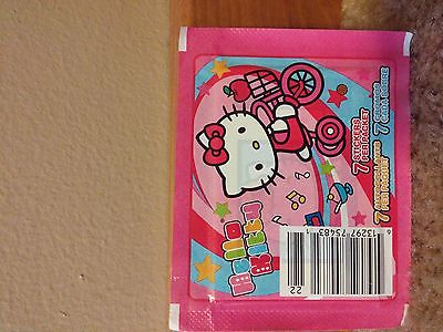 Hello Kitty Sticker 7pk (set of 25)