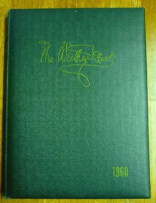1960 Barstow School Yearbook -