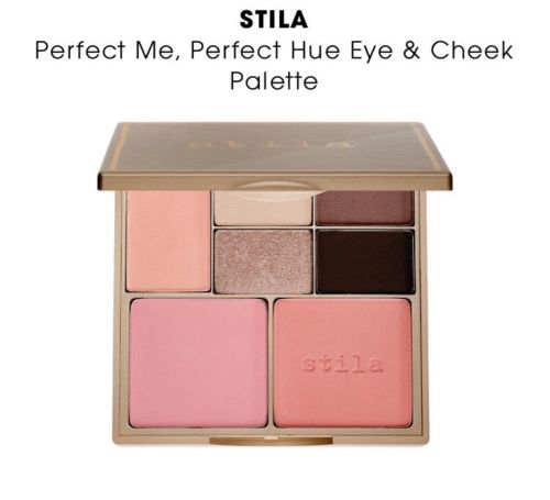 Stila Perfect Me Perfect Hue I Angie Pallet Fair Light
