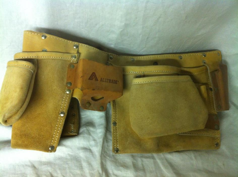 All Trade Leather Tool Belt