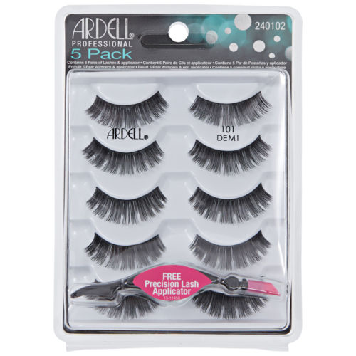 Ardell Professional Lashes #101 Demi 5 Pack