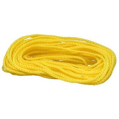 Braided Polypropylene Utility Cord, 45', Yellow The Lehigh Group Rope - Packaged