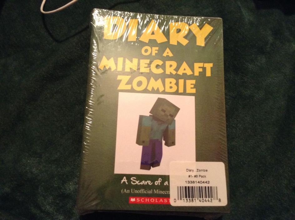 Diary Minecraft Zombie 1-9