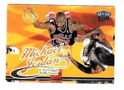 Michael Jordan   1998-99 Fleer Ultra #85 - Chicago Bulls