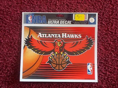 ATLANTA HAWKS COLOR ULTRA DECAL