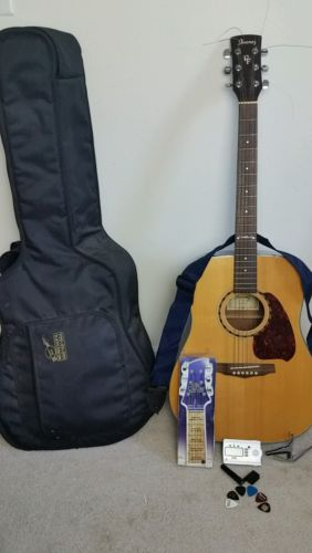 LIMITED EDITION IBANEZ Acoustic with loads of extras!