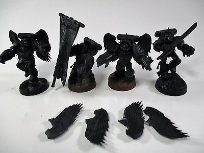 Warhammer 40k Space Marines Sanguinary Guard X5