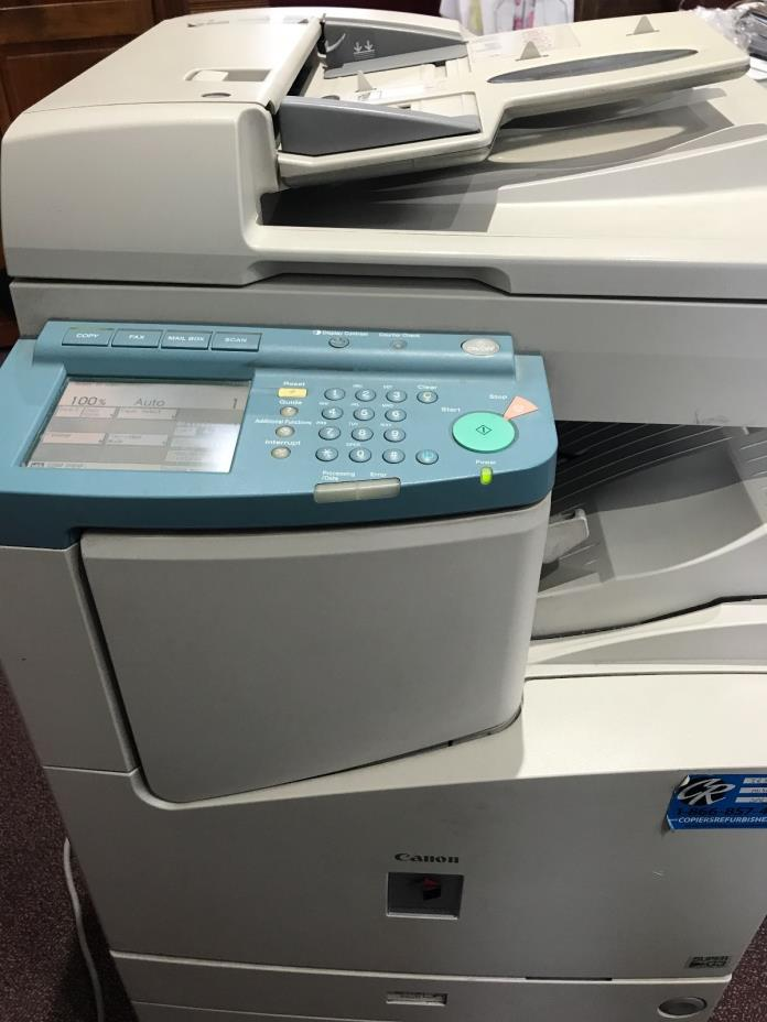 canon copier image runners 3300