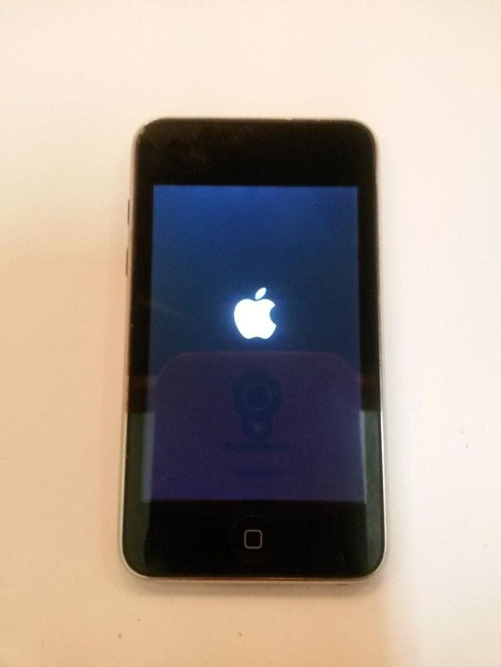 Apple iPod Touch 2nd Generation 16 GB Black A1288 Used 55 locked