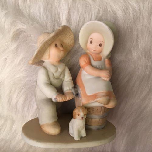 Home Interior/Homco Circle of Friends Figurine,