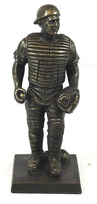 Oklahoma Redhawks Johnny Bench Small Resin Figurine 6 3/4