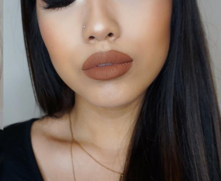 Liquid Matte Lipstick (mannequin)