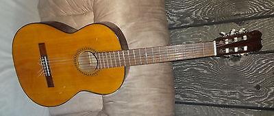 Vintage FENDER CLASSIC FC-10 Classical Acoustic Guitar