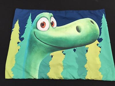 Good Dinosaur pillowcase standard size twin child bed Disney polyester