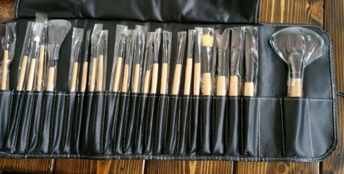 Professional Makeup Brush Kit Set of 23 Cosmetic Make Up Beauty Brushes