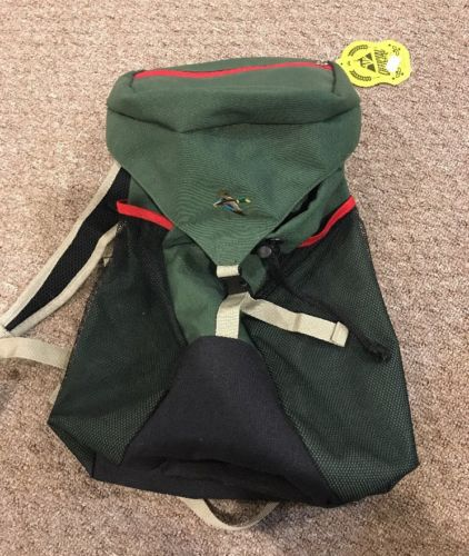 HABITAT X OFFICIAL Mallard Pack Backpack New With Tags