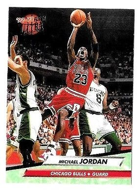 Michael Jordan 1992-93 Fleer Ultra - #27