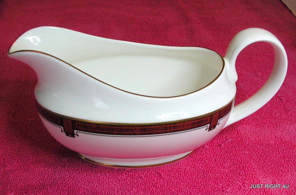 Pfaltzgraff American China (Marquetry) GRAVY BOWL No Plate Exc