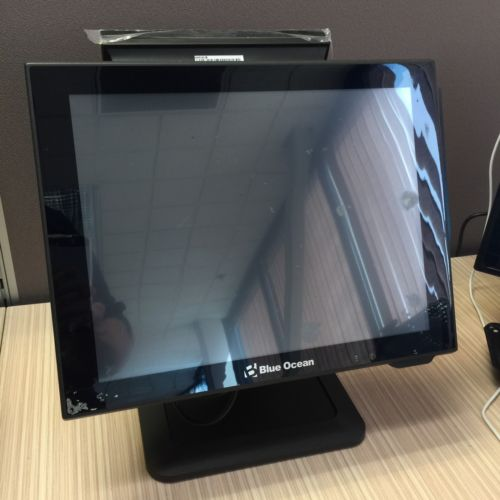 Point of Sale (POS) Touch Screen Computer with Rear Customer Display1ab