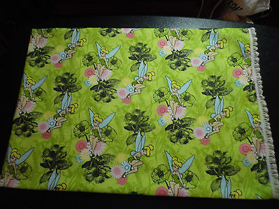Disney Tinkerbell Travel or Toddler Pillowcase 14