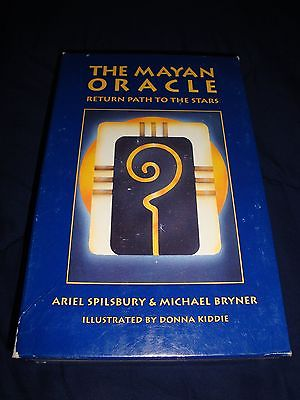 The Mayan Oracle: Return Path to the Stars by Spilsbury and Bryner with Cards