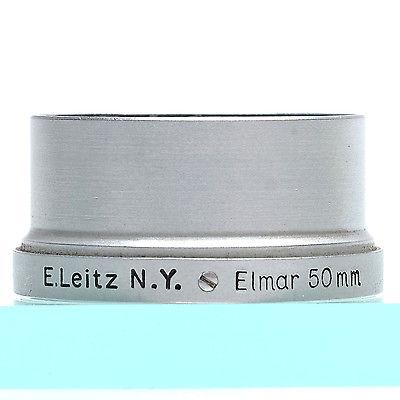 Leica FISION 5cm f3.5 Lens Hood
