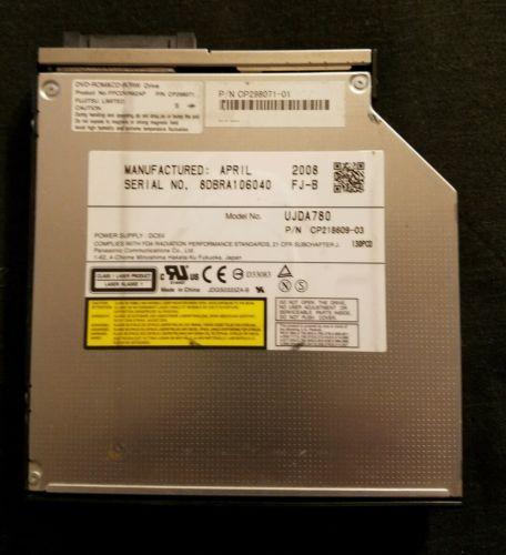 Fujitsu CD-RW/DVD-ROM Drive UJDA780 CP298071-01 CP218609-03 130PCD