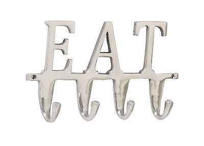 Aluminum Eat Wall Hook