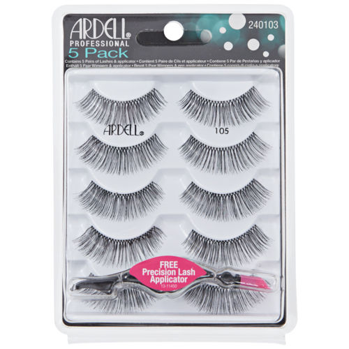 Ardell Professional Lashes #105 5 Pack