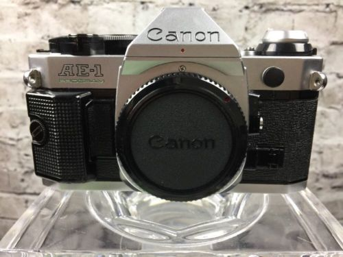 Canon AE-1 Program Lens FD 50mm 1:1.8 Excellent Working Condition