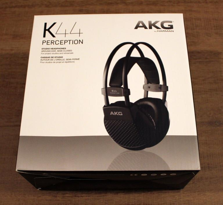 AKG K44 Perception Headphones (Harman)