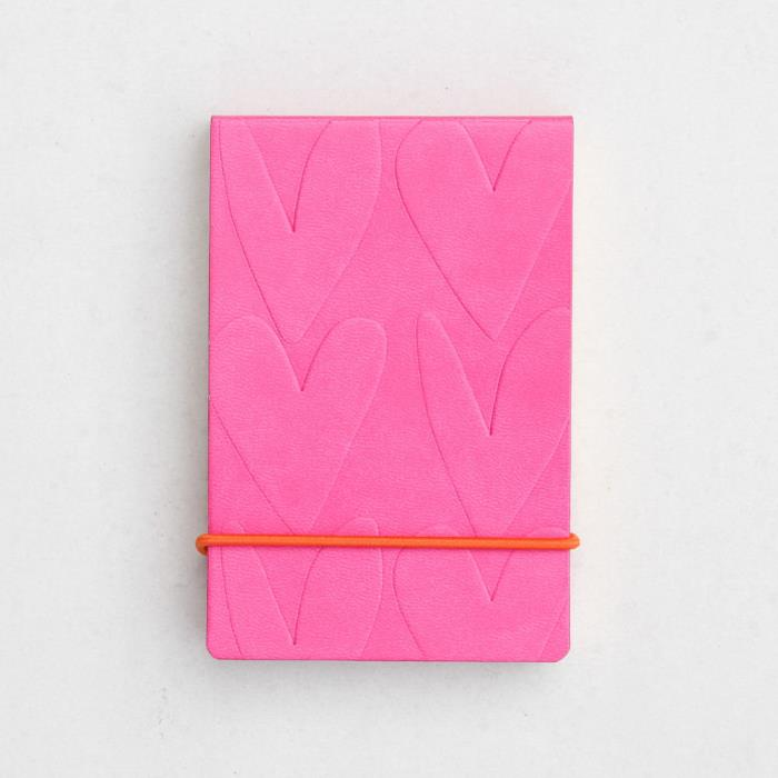 Caroline Gardner - Notebook - Hearts Essential Jotter