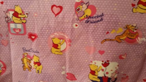 Disney Winnie The Pooh with Piglet Sz XS Scrub Jacket Medical Nurse Dental Tech