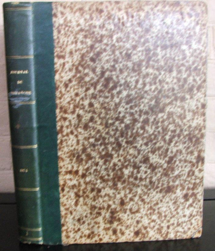 Journal Du Dimanche - Littérature - Histoire - Voyages - Musique 1874 (complete)