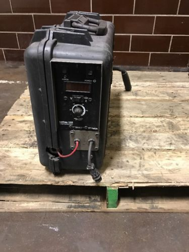 Miller Suitcase X-Treme 12VS Wire Feeder 194941-01-2 For Parts Or Repair