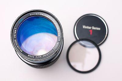 VMC Vivitar Series 1 70-210mm f3.5 Macro Focusing Auto Lens Canon FD Kino 2065