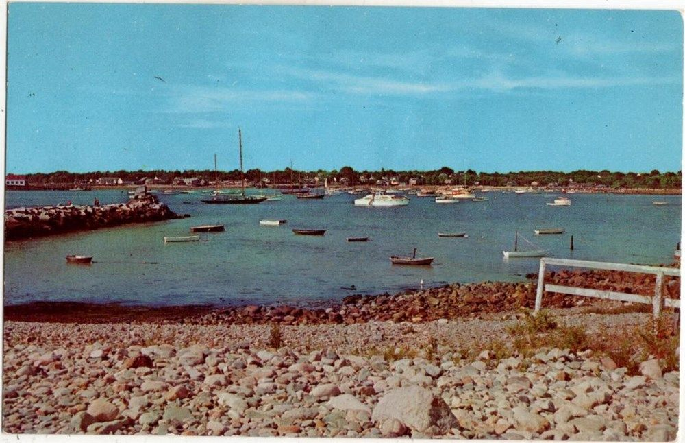 Scituate Harbor, MA - Boating