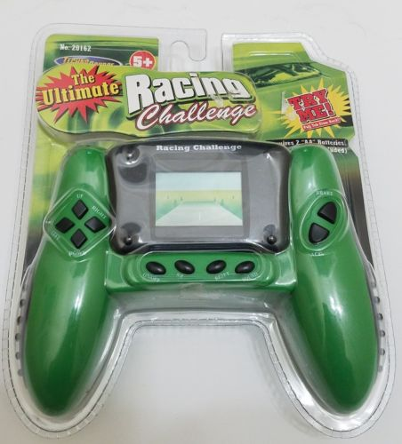 NEW Sealed! The Ultimate Racing Challenge Electronic Handheld Game Techno Source