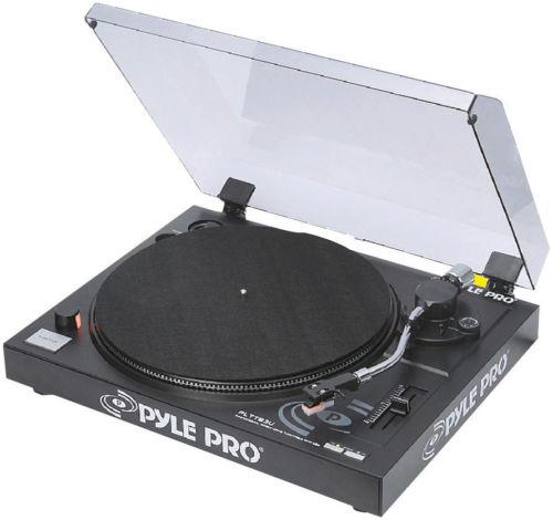 PLTTB3U Pyle Turntable w/ USB
