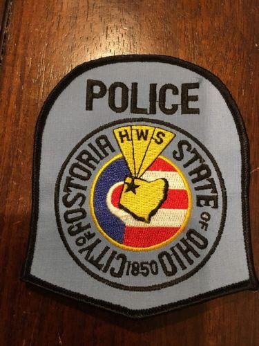 Fostorial Police Department - Ohio