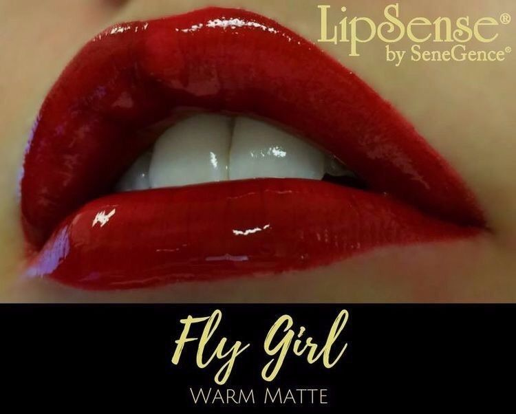 Lipsense Fly Girl Starter Kit  = Color, Glossy gloss and Oops! Remover